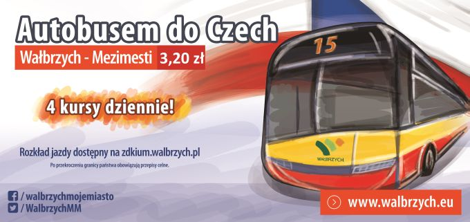 Autobusem do Czech